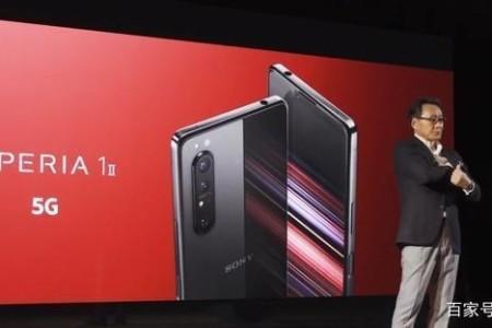 索尼新机Xperia 1 II正式发布 全球首款4K+HDR+90Hz屏幕来了
