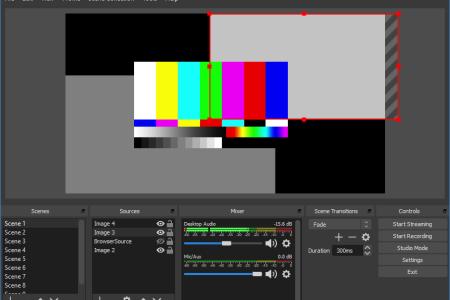 程序员培训常用的在线直播软件:Open Broadcaster Software