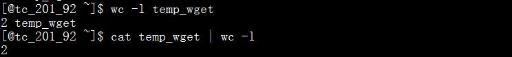 linux之wc命令详解