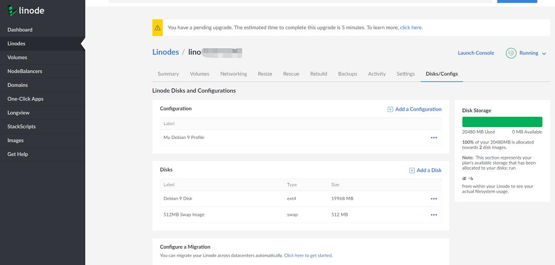 Linode 2020新面板使用教程 附赠最新优惠码
