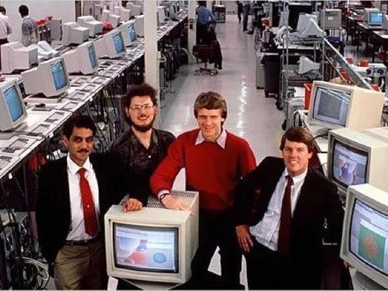 狂赚1200亿,差点收购苹果,那个叫太阳的公司却陨落了