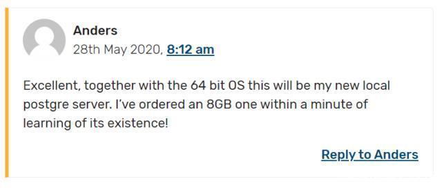 等等党的胜利:树莓派4首发8GB版,售价75刀,还可尝鲜64位操作系统-13