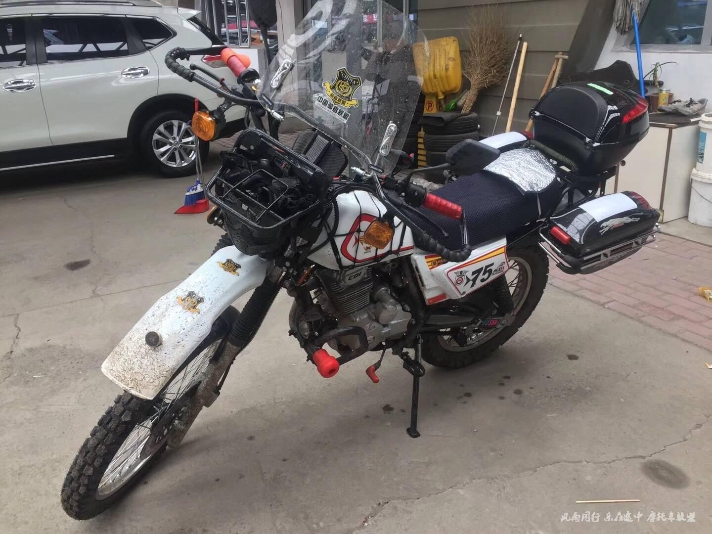 嘉陵摩托车(大白菜)的前世今生 !沉贴打捞