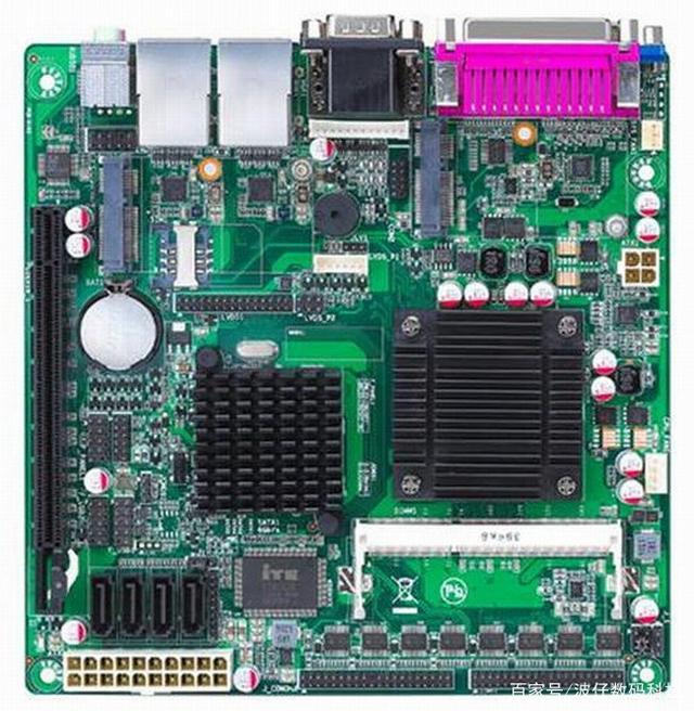 一文看懂,电脑主板各种芯片功能及介绍-1